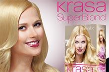 Таблица соответствия оттенков прежней краски для волос новым продуктам коллекции KRASA компании FABERLIC