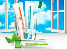 Фториды - популярный ингредиент в зубной пасте
