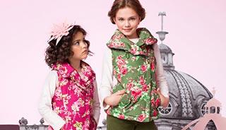 Где производят детскую одежду FABERLIC