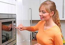 Можно ли использовать посуду «Дом Faberlic» в духовом шкафу и микроволновой печи