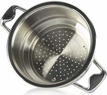 Для каких кастрюль подходит пароварка из серии посуды «Дом Faberlic»