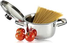 Конструкция крышек и ручек посуды марки «Дом Faberlic»